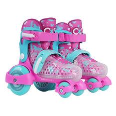 Goldcross GXC145 Inline Skates Pink US 7-11, Pink, rebel_hi-res