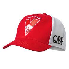 Sydney Swans 2018 Trucker Cap, , rebel_hi-res