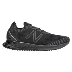New Balance Echo Womens Running Shoes Black US 6, Black, rebel_hi-res