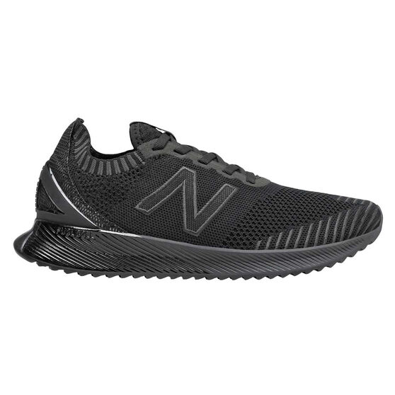 New Balance Echo Womens Running Shoes, Black, rebel_hi-res