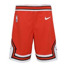 Nike Chicago Bulls Zach LaVine 2019/20 Infant Jersey Set, Red, rebel_hi-res