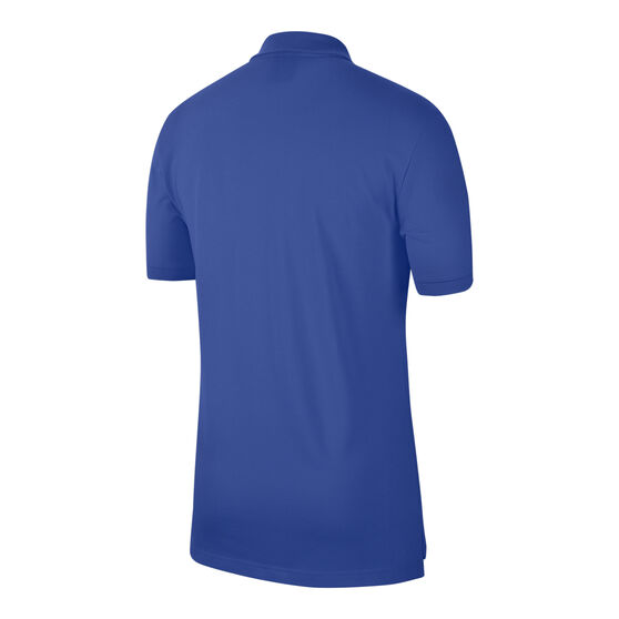 Nike Sportswear Mens Matchup Pique Polo Blue M, Blue, rebel_hi-res