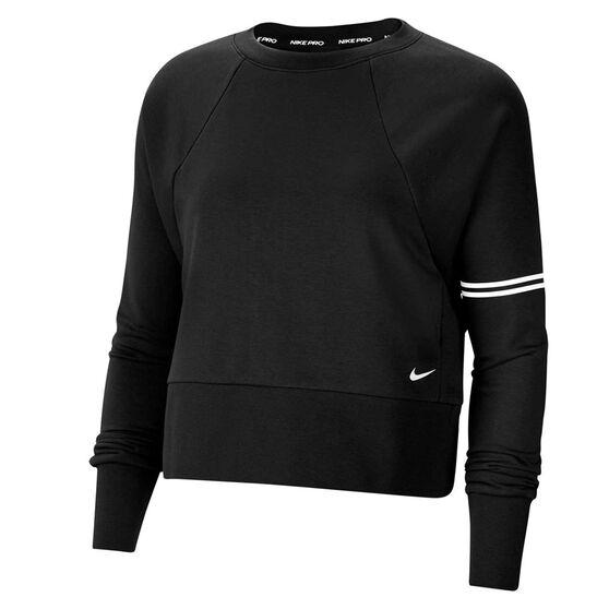 Nike Womens Dri-FIT Get Fit Sweatshirt, , rebel_hi-res