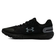 Under Armour Charged Rogue 2.5 Reflect Mens Running Shoes Black US 7, Black, rebel_hi-res