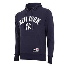 New York Yankees Mens Auther Hoodie, , rebel_hi-res