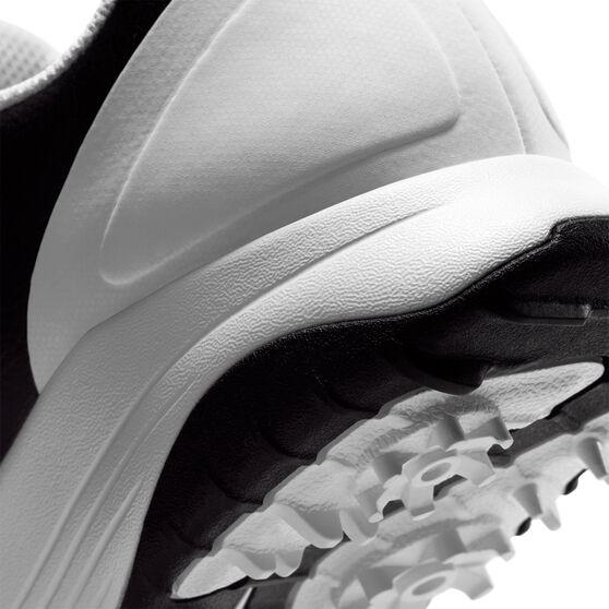 Nike Infinity G Golf Shoes, Black/White, rebel_hi-res
