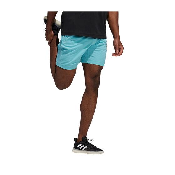 adidas Men's HEAT.RD Warrior Woven Shorts Green M, , rebel_hi-res