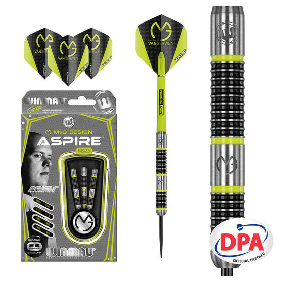 Winmau MVG Aspire Darts, , rebel_hi-res