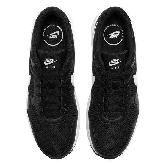 Nike Air Max SC Mens Casual Shoes, Black/White, rebel_hi-res