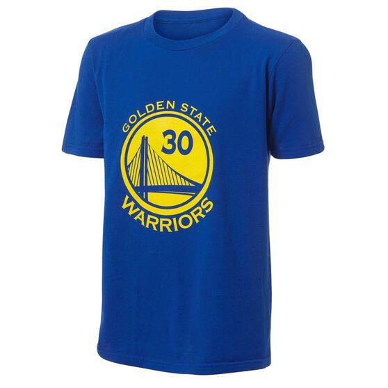 Outerstuff Kids Golden State Warriors Stephen Curry Jersey Tee, , rebel_hi-res