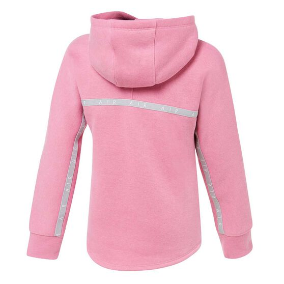 Nike Girls Sportswear Air Hoodie, Pink, rebel_hi-res