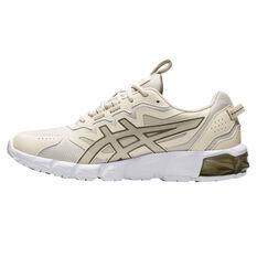 Asics GEL Quantum 90 Womens Casual Shoes White US 6, White, rebel_hi-res