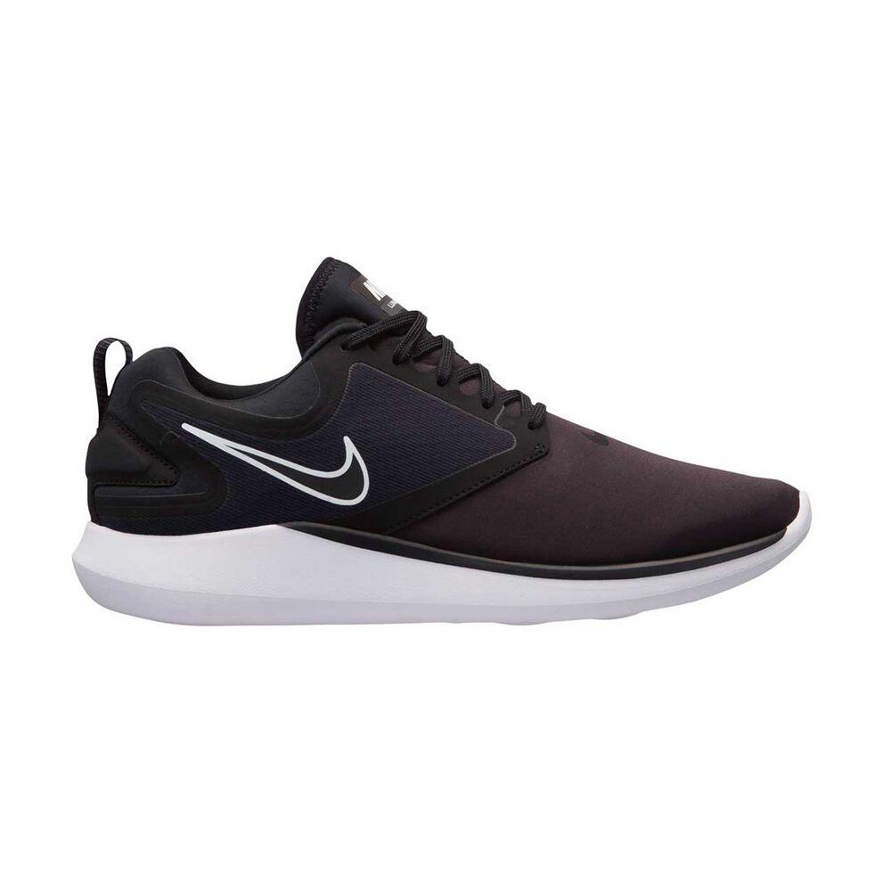 403730c1402fa Nike LunarSolo Mens Running Shoes Black   White US 9