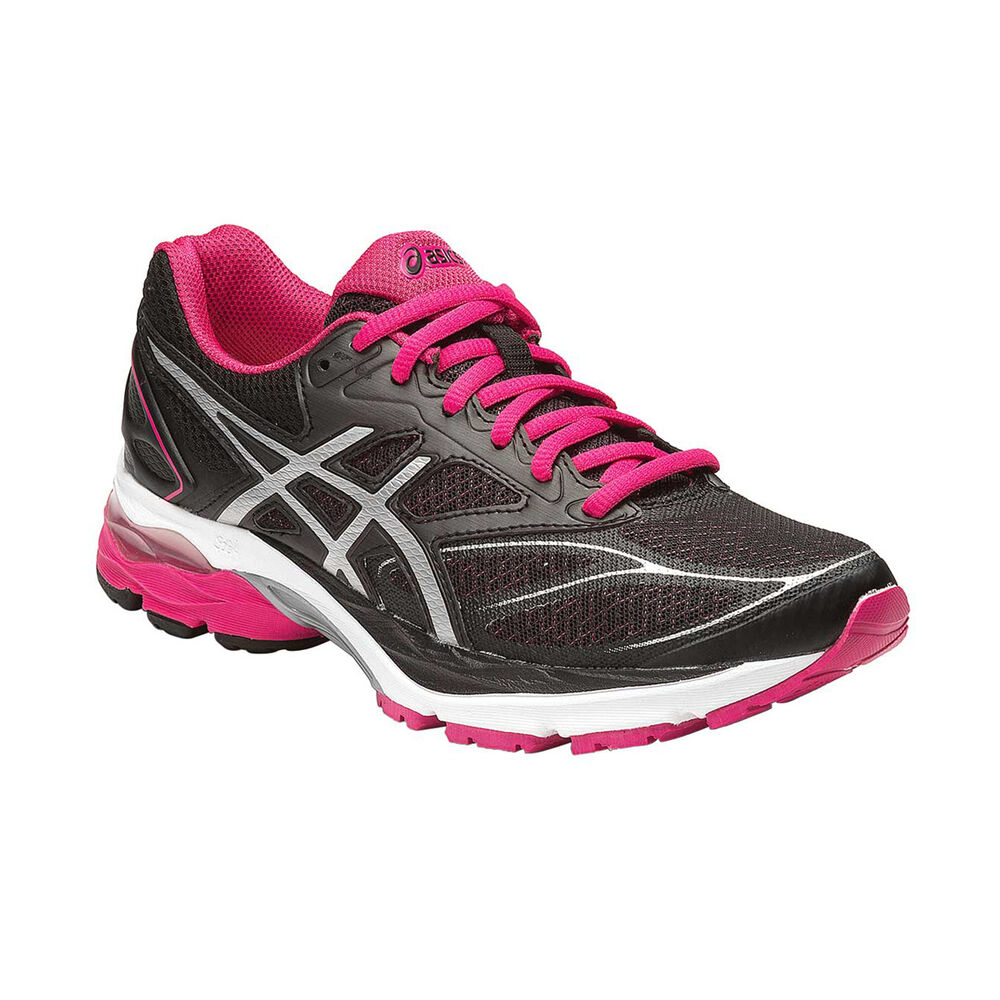 db8401c0712 Asics Gel Pulse 8 Womens Running Shoes Black / Silver US 7, Black / Silver