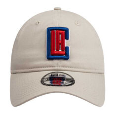 Los Angeles Clippers New Era 9TWENTY Stone Cap, , rebel_hi-res
