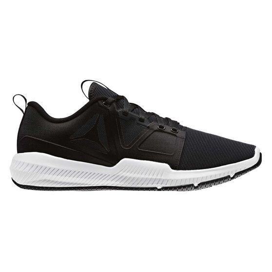 bfb103662e7f86 Reebok Hydrorush Mens Training Shoes Black   White US 7