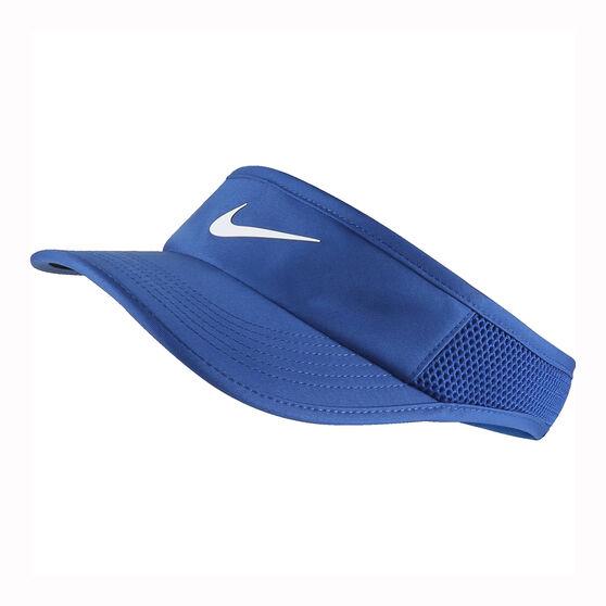 Nike Womens AeroBill Featherlight Visor, , rebel_hi-res