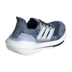 adidas Ultraboost 21 Primeblue Kids Running Shoes, Blue/White, rebel_hi-res