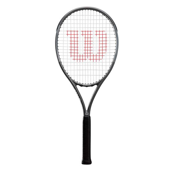 Wilson Pro Staff Precision 10 Tennis Racquet Grey 4 1/4 in, Grey, rebel_hi-res