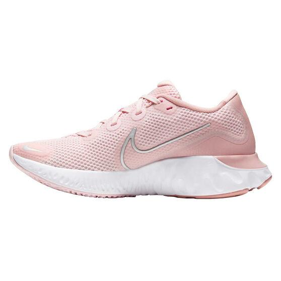 Nike Renew Run Womens Running Shoes, Pink / Rose Gold, rebel_hi-res