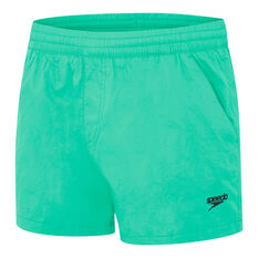 Speedo Mens Shortie Watershort Green S, Green, rebel_hi-res