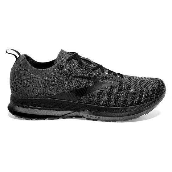 Brooks Bedlam 2 Mens Running Shoes, Black, rebel_hi-res