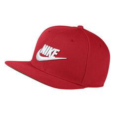 Nike Unisex Sportswear Pro Cap Red / Green OSFA, , rebel_hi-res