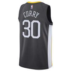 c675cf43 ... Nike Golden State Warriors Stephen Curry Alternate 2019 Mens Swingman  Jersey Black S, Black,