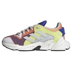 adidas Karlie Kloss X9000 Womens Casual Shoes Pink/Yellow US 6, Pink/Yellow, rebel_hi-res