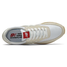 New Balance Comp 100 Mens Casual Shoes, White/Navy, rebel_hi-res
