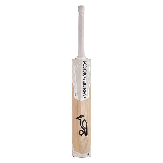 Kookaburra Ghost Pro 1000 Junior Cricket Bat, Silver, rebel_hi-res