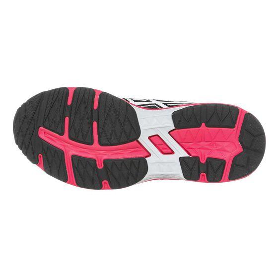 Asics GT 1000 6 Kids Running Shoes Black   Pink US 2  ca3a086d72