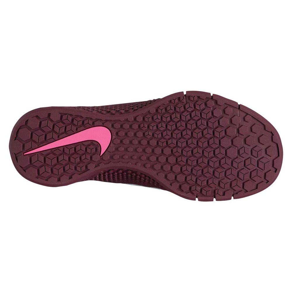 4f3fd4c17c9d Nike Metcon 2 Womens Training Shoes Pink   White US 8