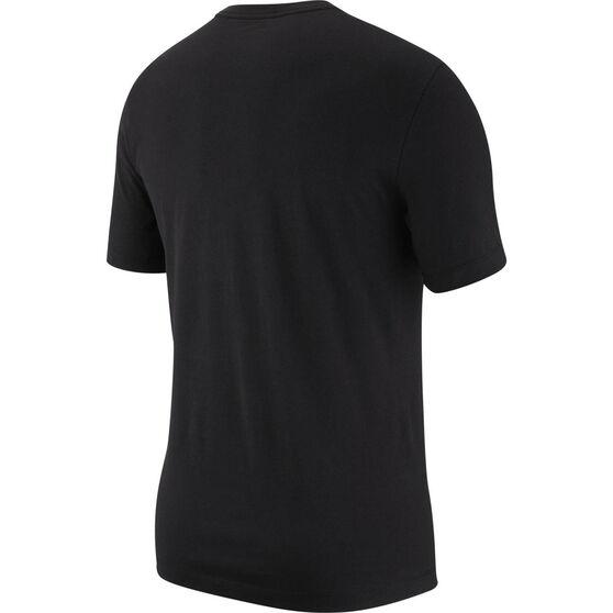 Nike Mens Sportswear Just Do It Tee, Black, rebel_hi-res