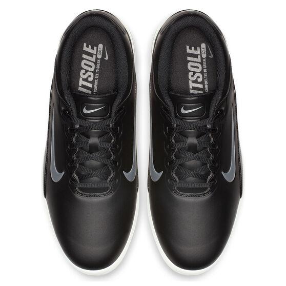 Nike Vapor Mens Golf Shoes, Black/Grey, rebel_hi-res