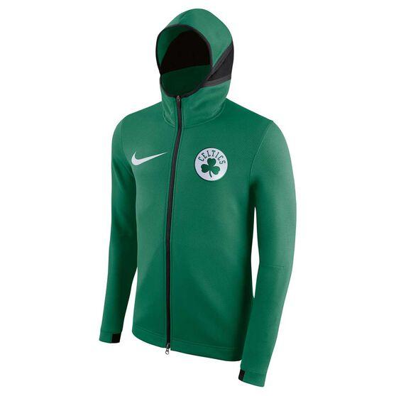 5b2ba5a452a Nike Mens Boston Celtics Therma Flex Showtime Hoodie M