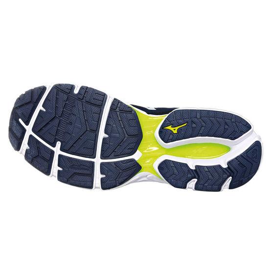 Mizuno Wave Ultima 10 Mens Running Shoes, Blue / White, rebel_hi-res