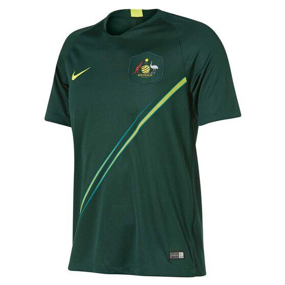 Socceroos 2018 Kids Away Football Jersey M, , rebel_hi-res