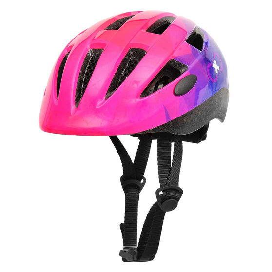 Goldcross Kids Mayhem Bike Helmet Pink 44 - 50cm, Pink, rebel_hi-res