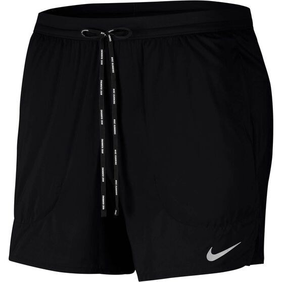 Nike Mens Flex Stride 5in Running Shorts, Black, rebel_hi-res