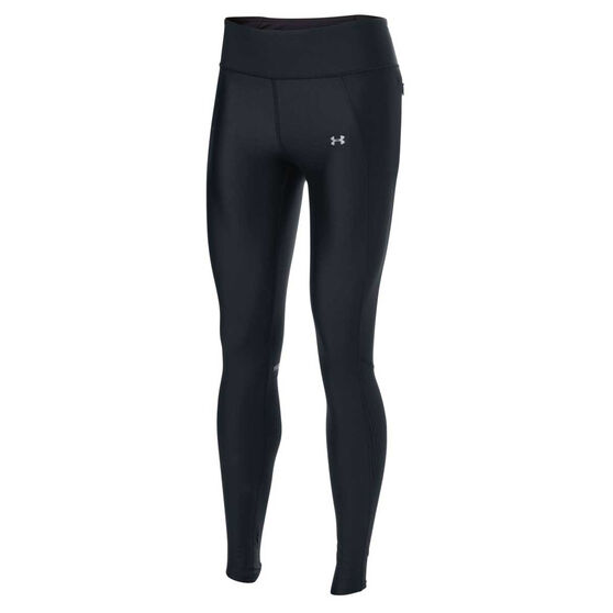2e8864ec Under Armour Womens Fly By Tights Black XS