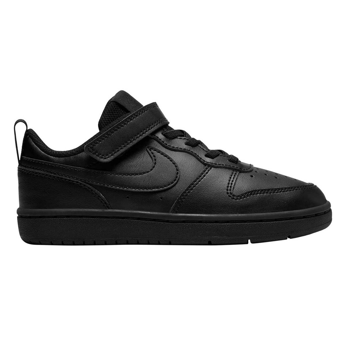 Nike Court Borough Low 2 Big Kids Boys Sneakers