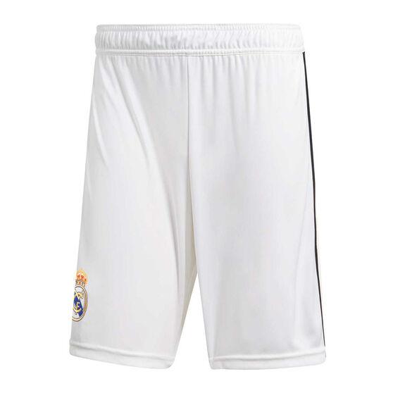 Real Madrid 2018 / 19 Mens Home Shorts, , rebel_hi-res