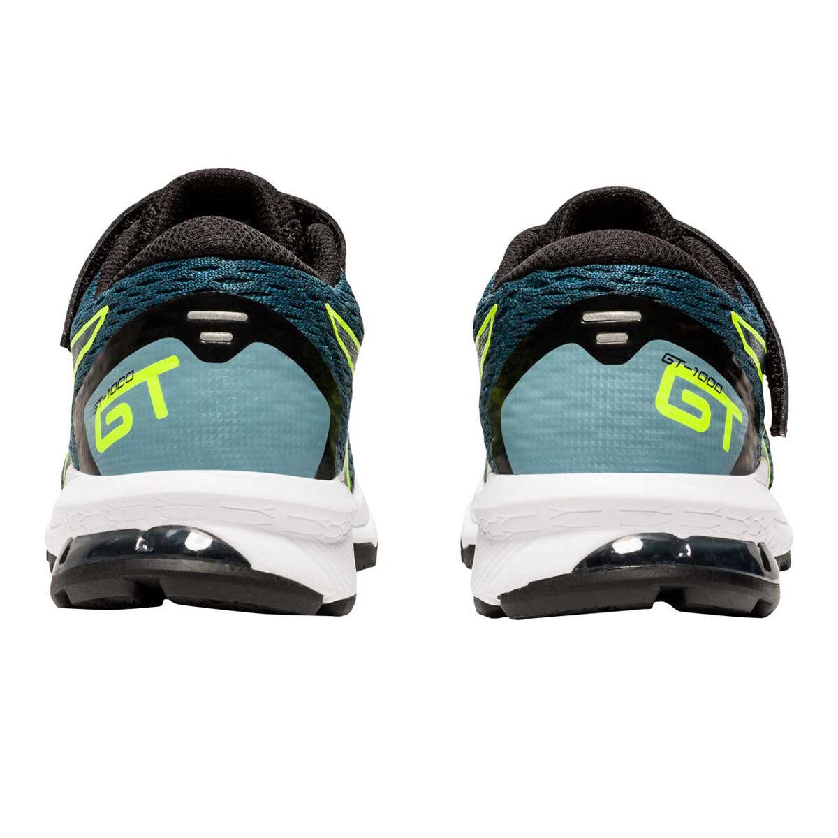 Asics GT 1000 9 Kids Running Shoes Teal