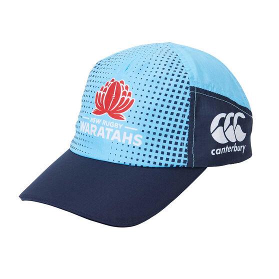 NSW Waratahs 2019 Training Cap, , rebel_hi-res