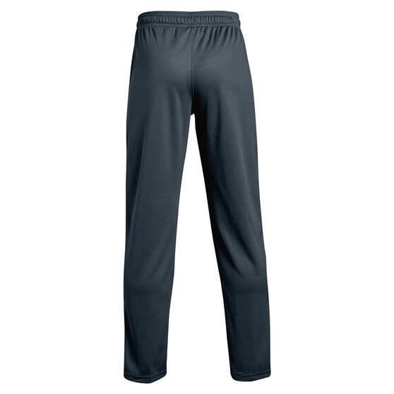 Under Armour Boys UA Tech Pants Grey / Black S, Grey / Black, rebel_hi-res