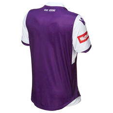 Perth Glory 2018 / 19 Mens Home Jersey Purple S, Purple, rebel_hi-res