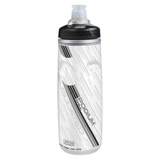 Camelbak Podium Chill 600ml Water Bottle Carbon 600mL, Carbon, rebel_hi-res