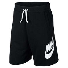 Nike Mens Sportswear Shorts Black XS, Black, rebel_hi-res