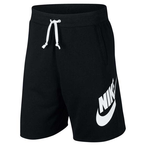 Nike Mens Sportswear Shorts, Black, rebel_hi-res